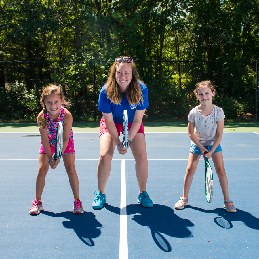 2-campers-instructor-tennis