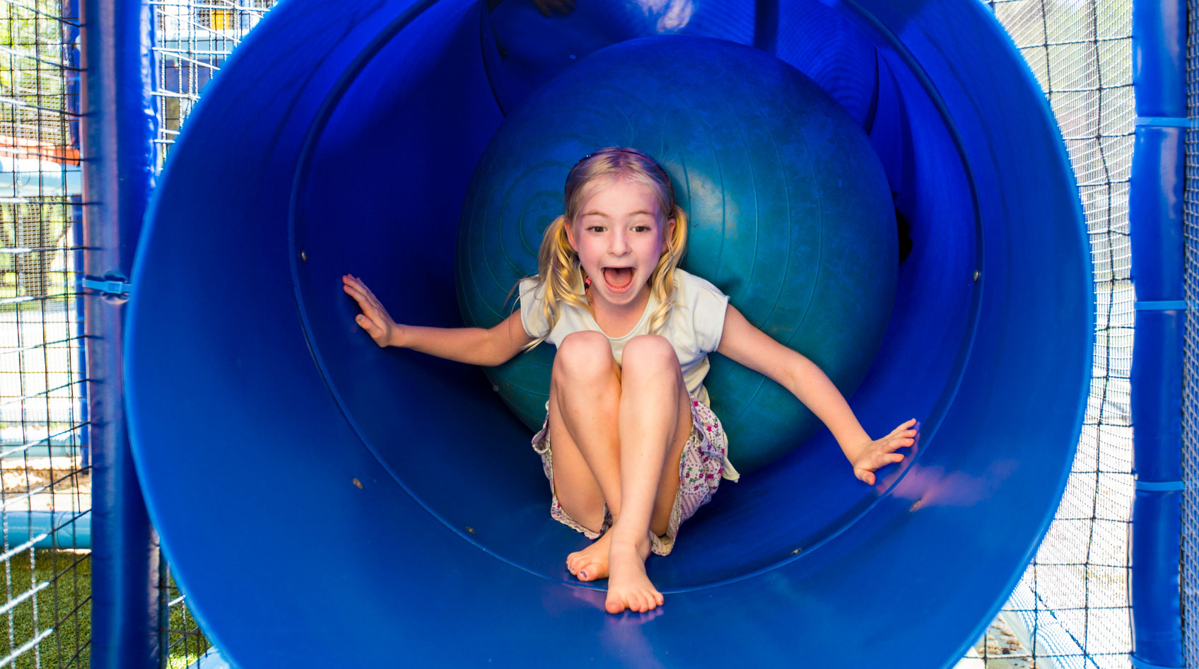girl-on-slide