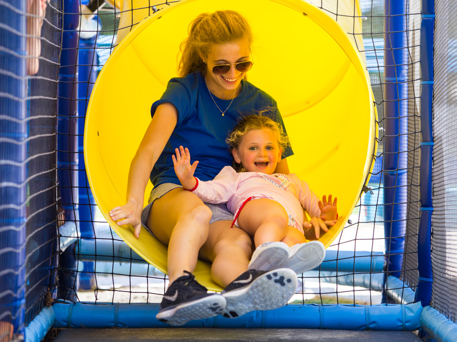 girl-staff-on-slide